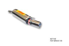 Escape trasero para FIAT BRAVO 1.6I 16V 100CV 95-