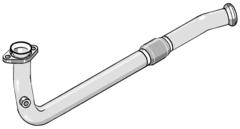 Supresor de catalizador para RENAULT KANGOO 1.4I 8V 75CV 10/97-