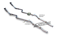 Supresor de catalizador para BMW 316i E-46 1.9i 16V 105CV 09/98-