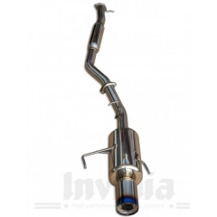 Escape Cat-back G200-Ti Nissan 200SX S14 91/- Invidia Homologacion CE