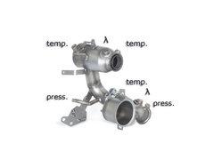 Catalizador Grupo N + Supresor Filtro Particulas Seat Leon III (5F) 1.6TDi (77kW) 2013- Ragazzon