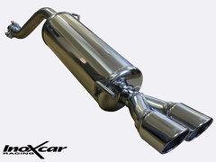 Escape Deportivo 2X80 X-RACE ALFA ROMEO MITO 1.4 TB (155CV) 2008-D 55 - Homologado Inoxcar