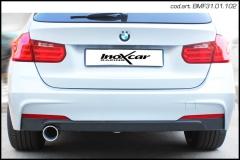 Escape Deportivo 1X102 BMW F31 serie 3 MY12 320D (183CV) 2012-D 55 - Inoxcar