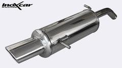 Escape Deportivo 1X120X80 CITROEN C2 1.6 16V VTR (110CV) 2003-D 45 - Homologado Inoxcar