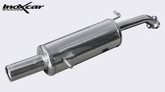Escape Deportivo 1X80 CITROEN C2 1.6 16V VTR (110CV) 2003-D 45 - Homologado Inoxcar