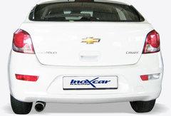 Escape Deportivo 1X102 CHEVROLET CRUZE (type KL1L Hatchback) 1.6 (124CV) 2010-D 50 - Inoxcar