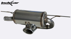 Escape Deportivo CEN 1X150X105 LOTUS ELISE SC 1.8 (220CV) 2009 - Homologado Inoxcar