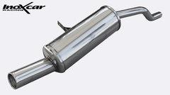 Escape Deportivo 1X80 RENAULT CLIO 3 1.2 TURBO (100CV) 2009-D 40 - Homologado Inoxcar
