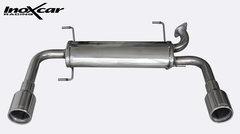Escape Deportivo 1X102 der+izq SUZUKI SWIFT 1.6 VVT SPORT (136CV) 2012- Inoxcar