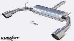 Escape Deportivo Doble Doble Duplex 1X102 RACING ALFA ROMEO GIULIETTA 1.4 Turbo Multiair (170CV) 2010-D 60 - Homologado Inoxcar
