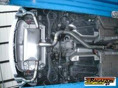 Escape trasero final Audi TT typ 8J 2006-2014 Quattro 2.0TFSI 147kW 2006- Ragazzon