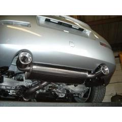Catback deportivo para Nissan 350Z 3.5 V6
