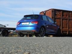 Escape final Audi A1/S1 S1 2x90 Tipo 12 doble duplex derecho / izquierdo Fox