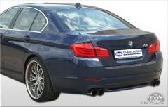 Escape final BMW Serie 5 F10 530d/535d 2x90 Tipo 10 doble duplex derecho / izquierdo Fox