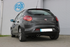 Escape final Fiat Bravo Gasolina 2x80 Tipo 16 Fox