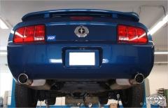 Escape final Ford Mustang 2004-2013 4,0l 1x100 Tipo 17 doble duplex derecho / izquierdo Fox