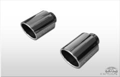 Colas terminales de escape Mazda CX5 Gasolina 1x100 Tipo 16 doble duplex derecho / izquierdo Fox