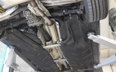 Escape frontal primer tramo Mercedes A-Class W176 4-matic Class A220 176 4 Fox