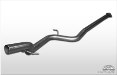 Supresor escape frontal primer tramo Mercedes CLA Gasolina C117/ X117 front silencer replacement pipe Fox