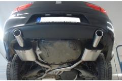 Escape final Seat Exeo 1,6l 1,8l 2,0l TDI 1x90 Tipo 16 doble duplex derecho / izquierdo Fox