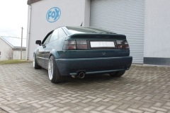 Escape final VW Corrado 16V/ VR6 1x100 Tipo 25 Fox