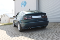 Escape final VW Corrado 16V/ VR6 115x85 Tipo 44 Fox
