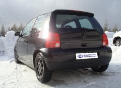 Escape final VW Lupo 1,4l 74/77kW 1,6l 92kW 130x50 Tipo 52 Fox