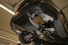 Escape final deportivo doble Jaguar XE 2.0 241CV Fox