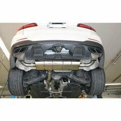 Escape final deportivo Mercedes GLC X253 3.0 270kW 367CV Fox